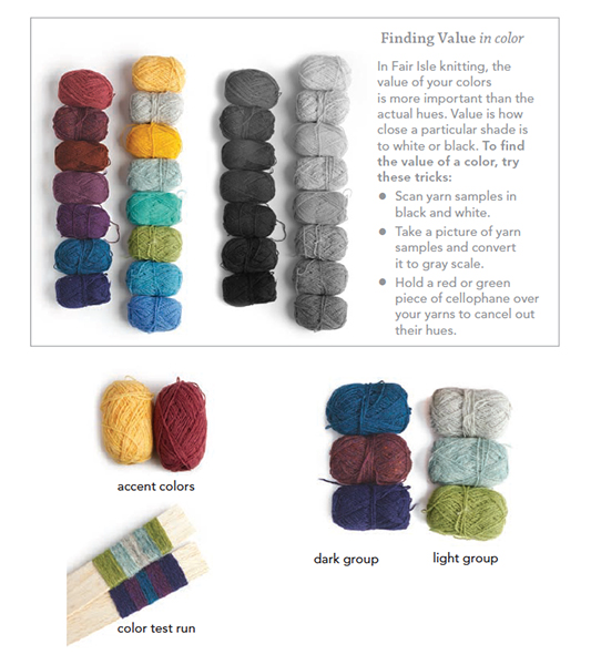 Fair Isle Knitting Master This Colorwork Technique Interweave