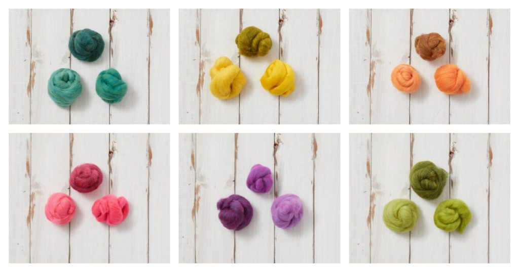 Get the Look of Hand-Dyed Yarn—No Water Required!