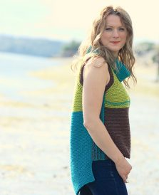 Win a kit for this cool knit top!