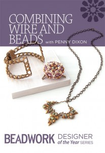Combining Wire and Beads DVD jewelry making