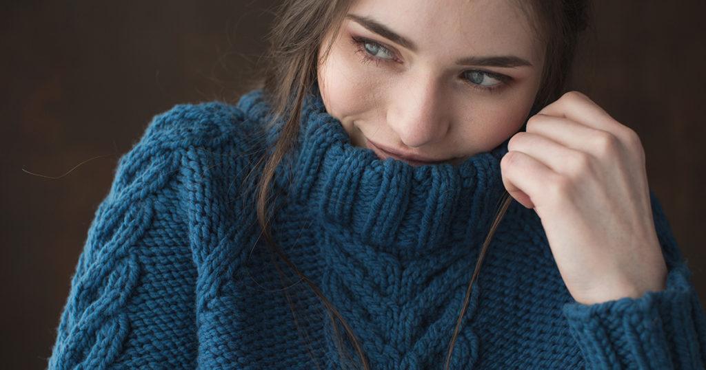 <em>knit.wear</em> Fall/Winter 2018: Compass Points Pullover