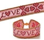 A Free Beading Project to Love for Valentine's Day