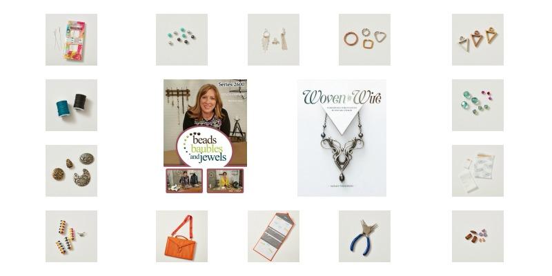 Products We Love: August/September 2018 <em>Beadwork</em> Magazine