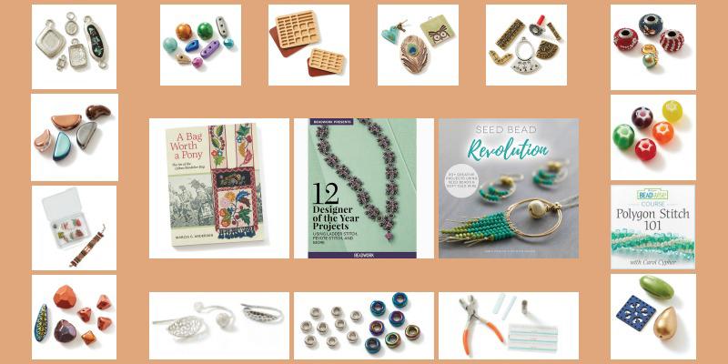 Cool Stuff, Products We Love, December 2017/January 2018 <em>Beadwork</em> Magazine