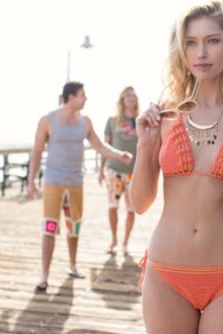 Coral Bikini from Interweave Crochet Summer 2016