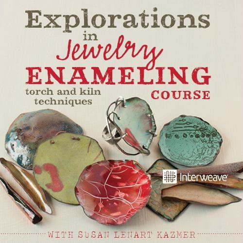 Jewelry Enameling