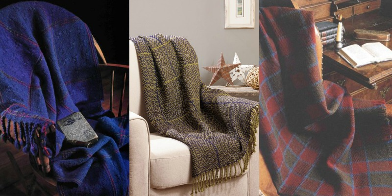 A Recipe for Cozy Weaving (and an Actual Recipe)