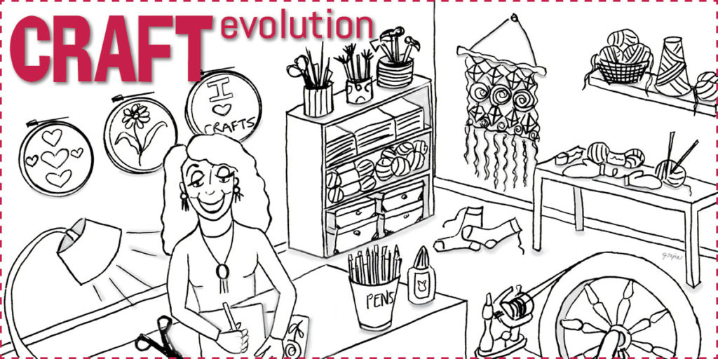 Ode to a Craft Evolution for National Craft Month