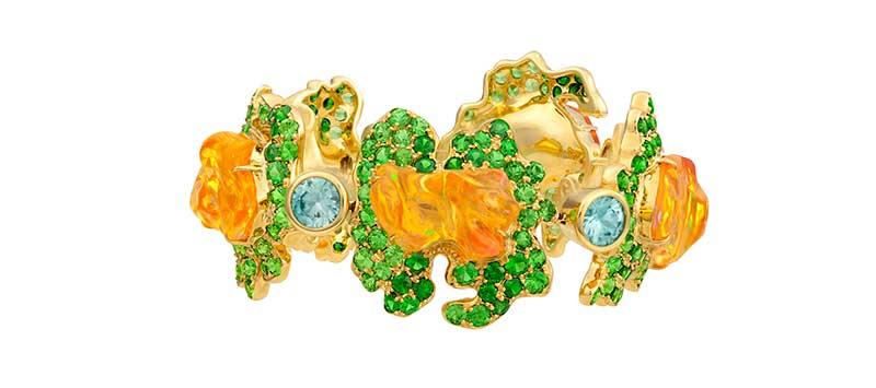 Gemstones & Birthstones: Smokin' Opal, Just the Facts