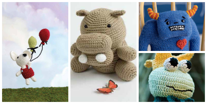 11 FREE Crochet Amigurumi Patterns You Have to Try!