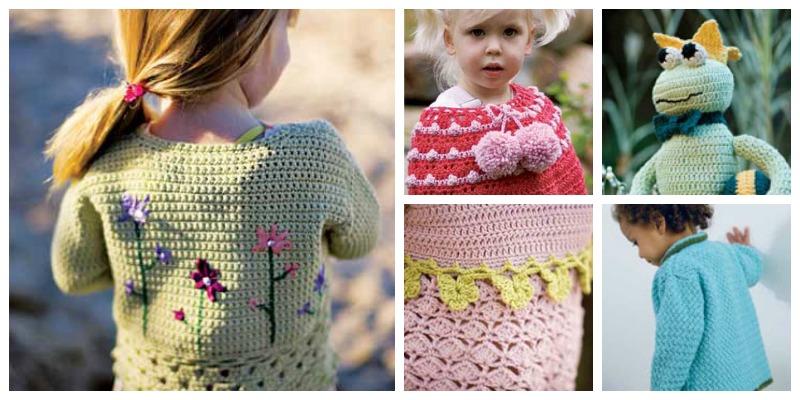 FREE Crochet Patterns for Kids: Children Will Love these Handmade Crochet Patterns