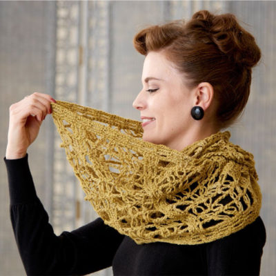 crochet pressure