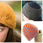 5 Free Crochet Beanie Patterns You'll Absolutely Love