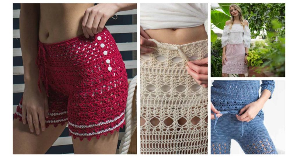 Focus on Fit: Crochet Skirts and Shorts that Fit YOU!