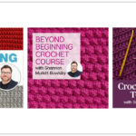 """Crossing the """"Finish"""" Line in a Crochet Trifecta"""