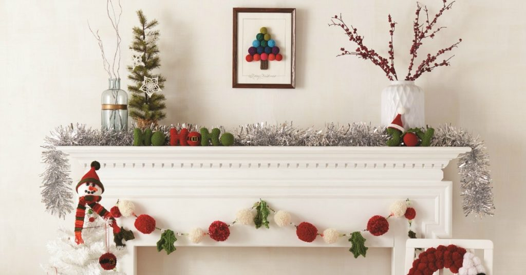 Crochet Some Holiday Cheer this Season!