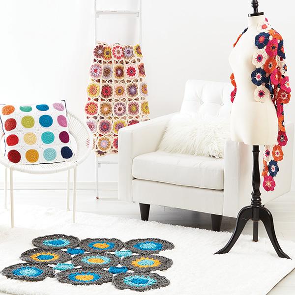 crochet kaleidoscope