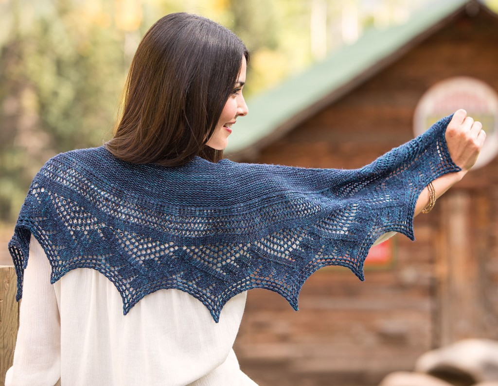 crystal bay shawl knit.purl fall winter 2015