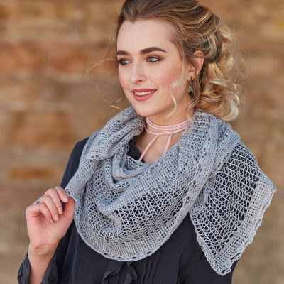 crystal palace shawl