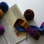 The Thinking Knitter: Teaching a Friend to Knit