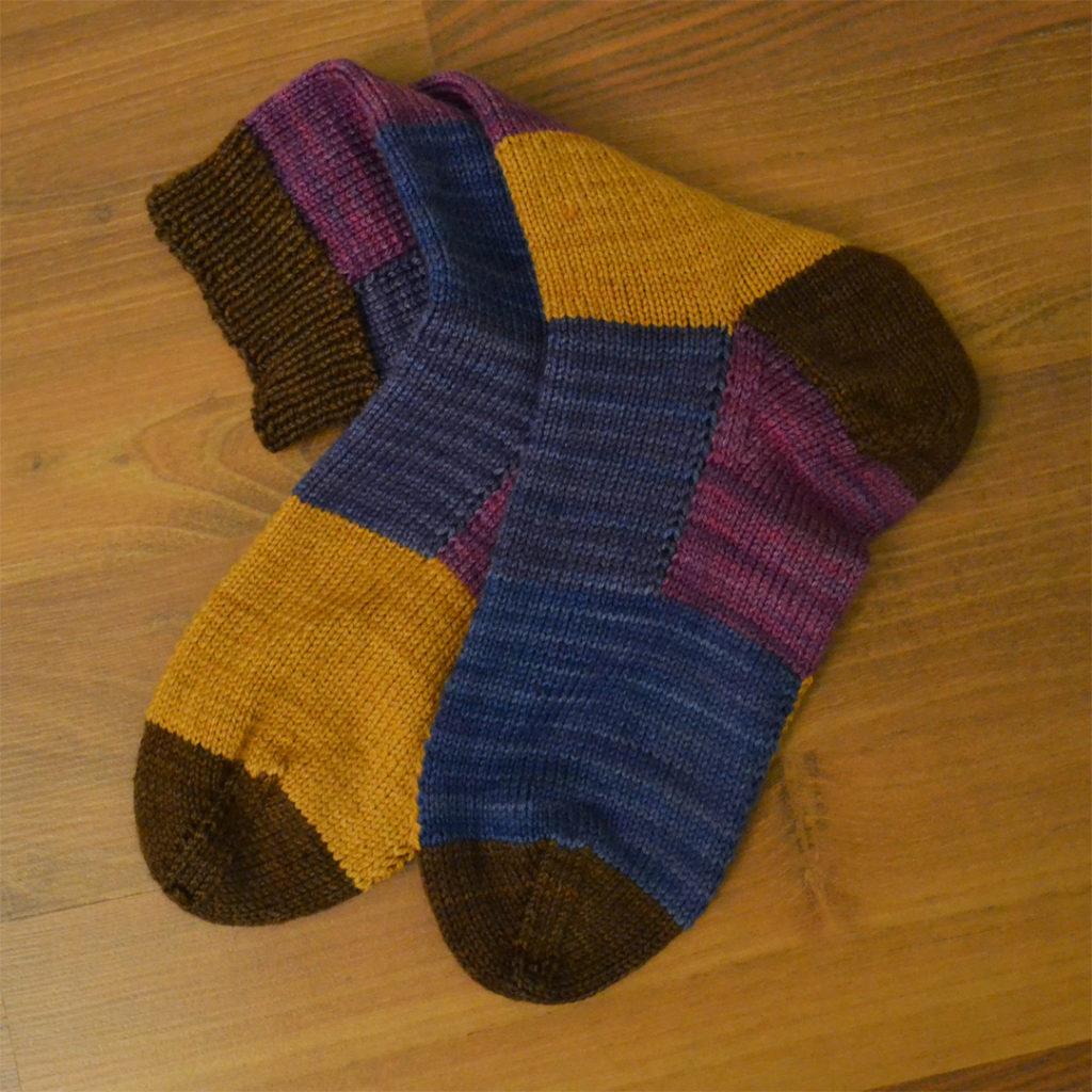 cube socks