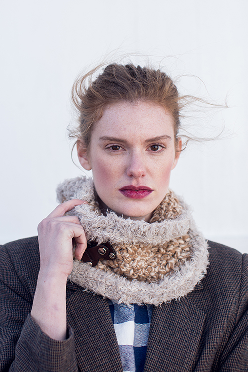 Cumulus Cowl Crochet Pattern