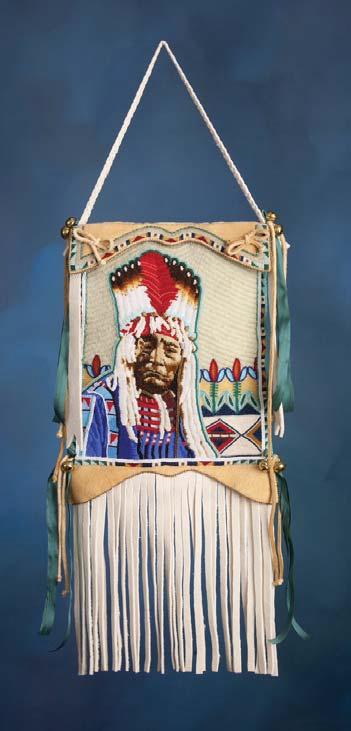 Meet Native American Bead Weaver Jackie Larson Bread