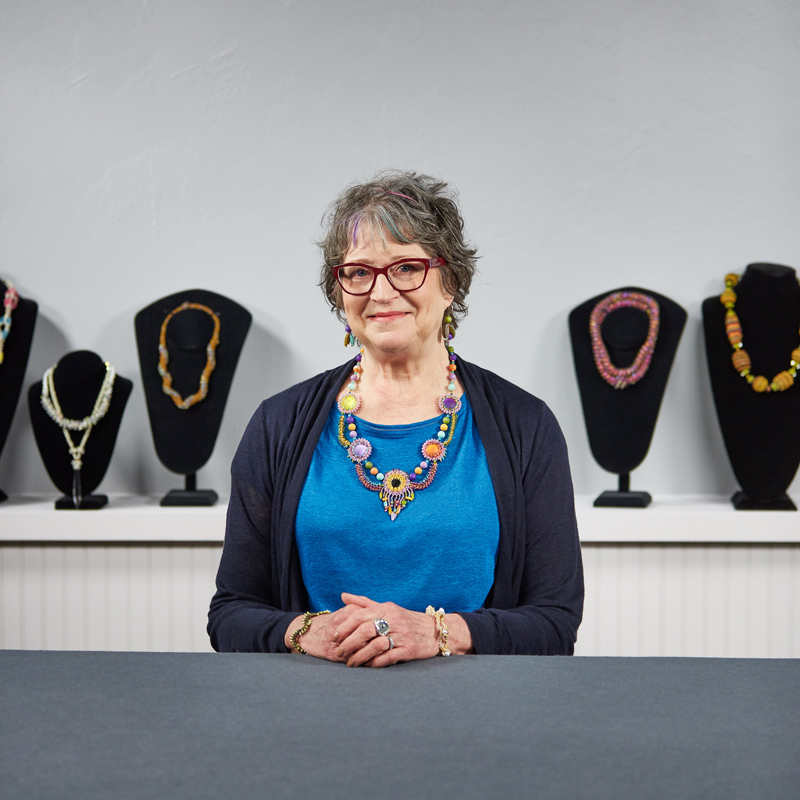 Beading as a Way of Life: Inspiration and Advice from Carol Cypher