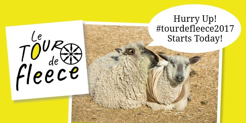 The Tour de Fleece Is Coming! Are You Ready?