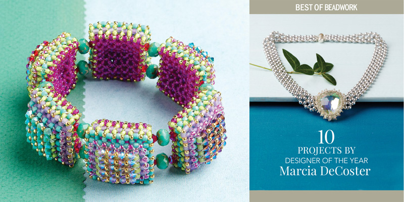 Learn to bead from Marcia DeCoster