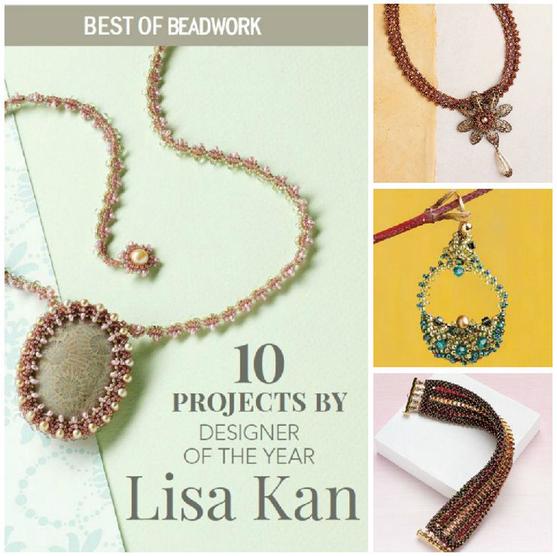 Learn to bead from Lisa Kan