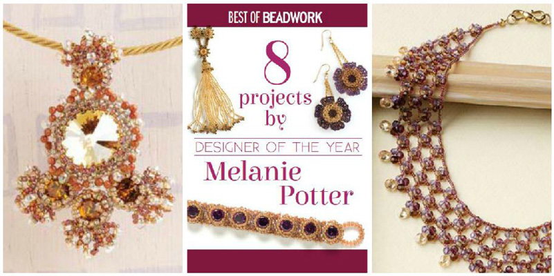 Learn to bead from Melanie Potter