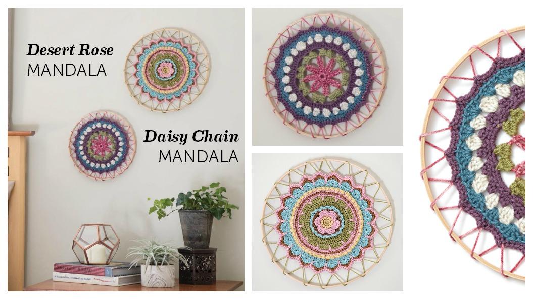 Daisy-Chain-Mandala