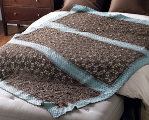 Damask Afghan by Marly Bird | CrochetMe.com