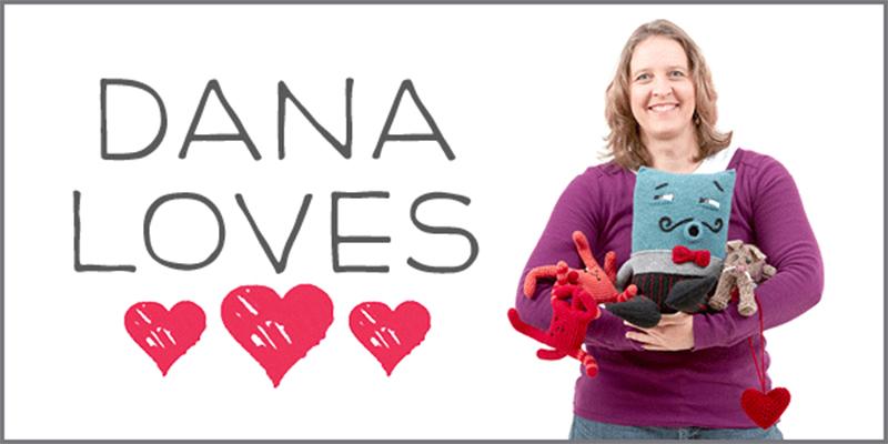 Dana's Valentine: Crocheted Toys