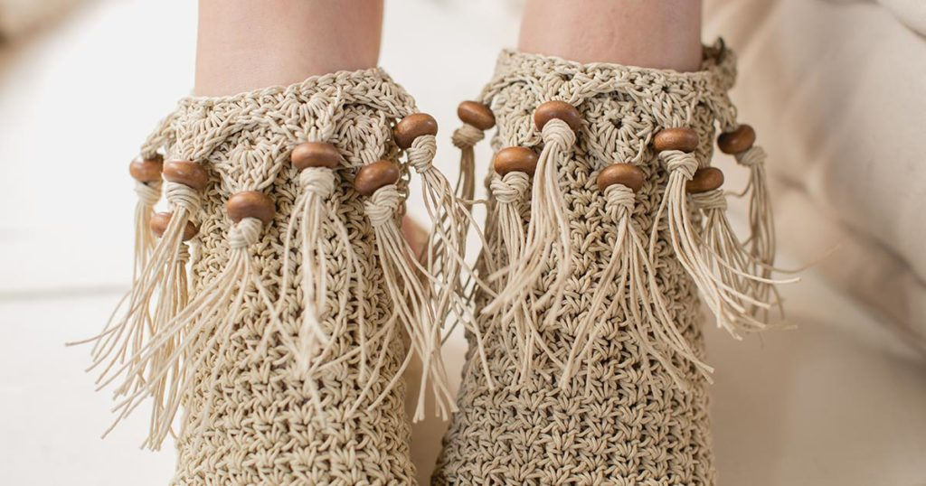 Pattern of the Week: Daybreak Espadrilles