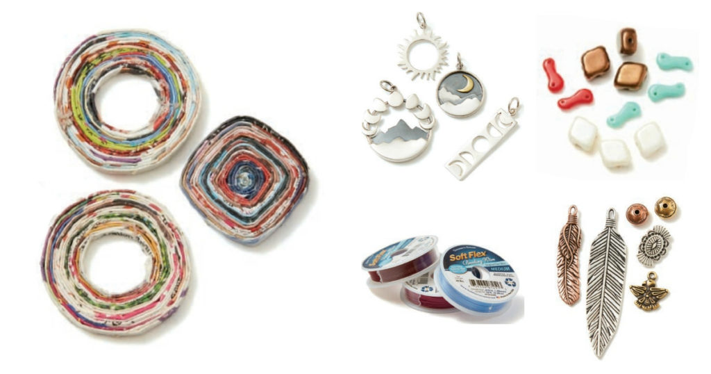 Cool New Beading Products from December/January 2019 <em>Beadwork</em>