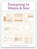 Designing to Weave and Sew cover