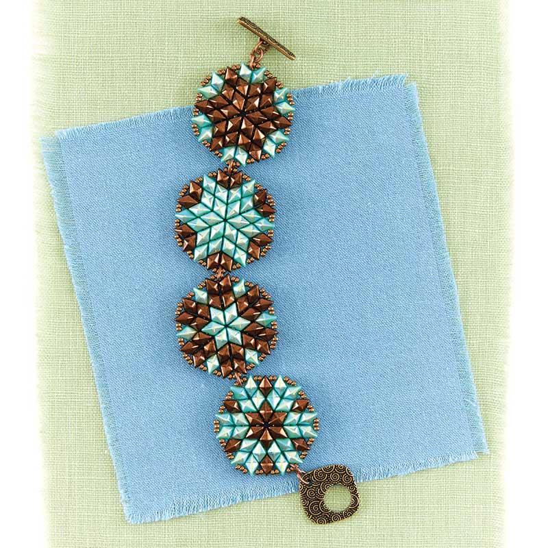 DiamonDuo 2-Hole Shaped Beads