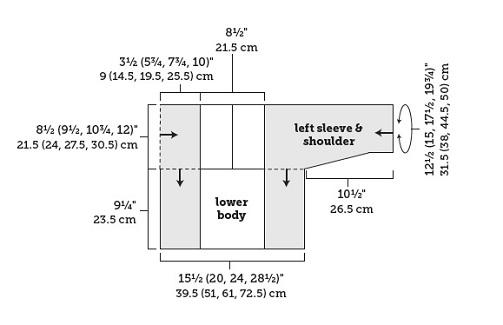 Dolman schematic