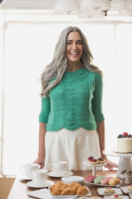 knit sweater pullover pattern