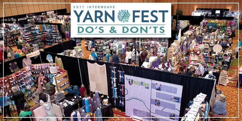 Get Ready for Interweave Yarn Fest!
