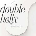 <em>Woven in Wire</em> Jewelry: Double Helix Earrings