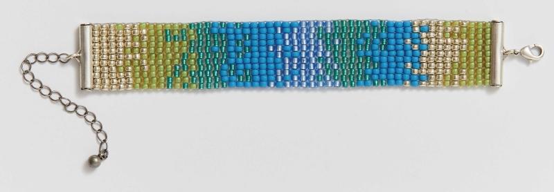 Dreamer bead loom pattern