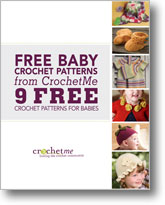 The free 9 Free Baby Crochet Patterns eBook has fun crochet baby patterns for you to make great gifts for babies.