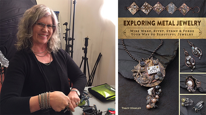 Step-by-Step Photography for Books: Behind the Scenes on Exploring Metal Jewelry