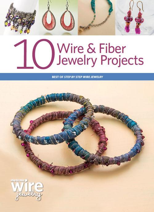 Wire Fiber eBook jewelry making