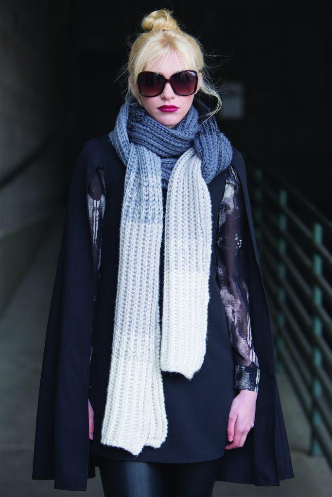 Scarf Knitting Pattern