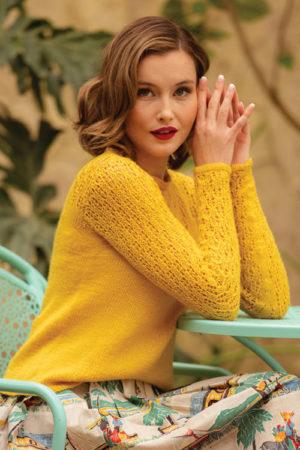 Back post single crochet (bpsc) | Amigurumi tutorial | lilleliis | 450x300