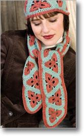 Crochet Motif Hat
